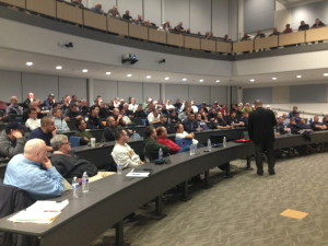 Chief Salka Seminar on Fire in Private dwellings